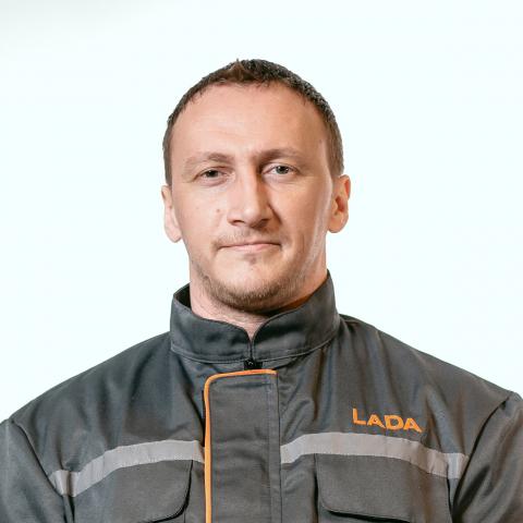 Бузников Алексей
